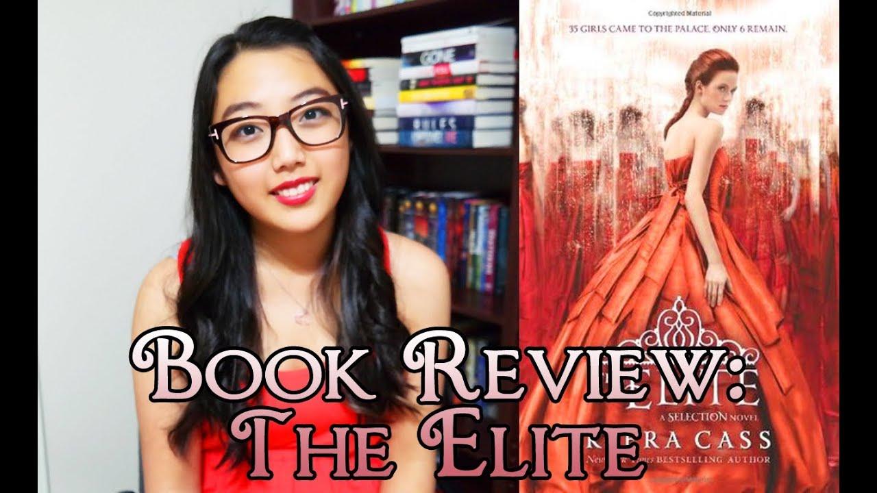 the elite kiera cass review