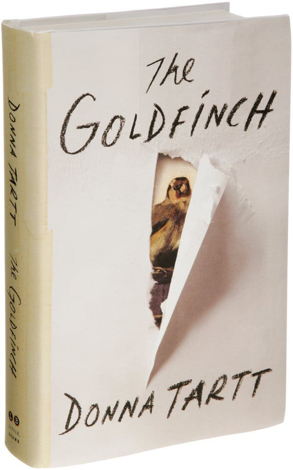 the goldfinch nyt book review