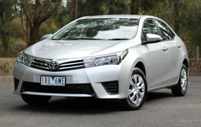 toyota corolla ascent sport 2014 review