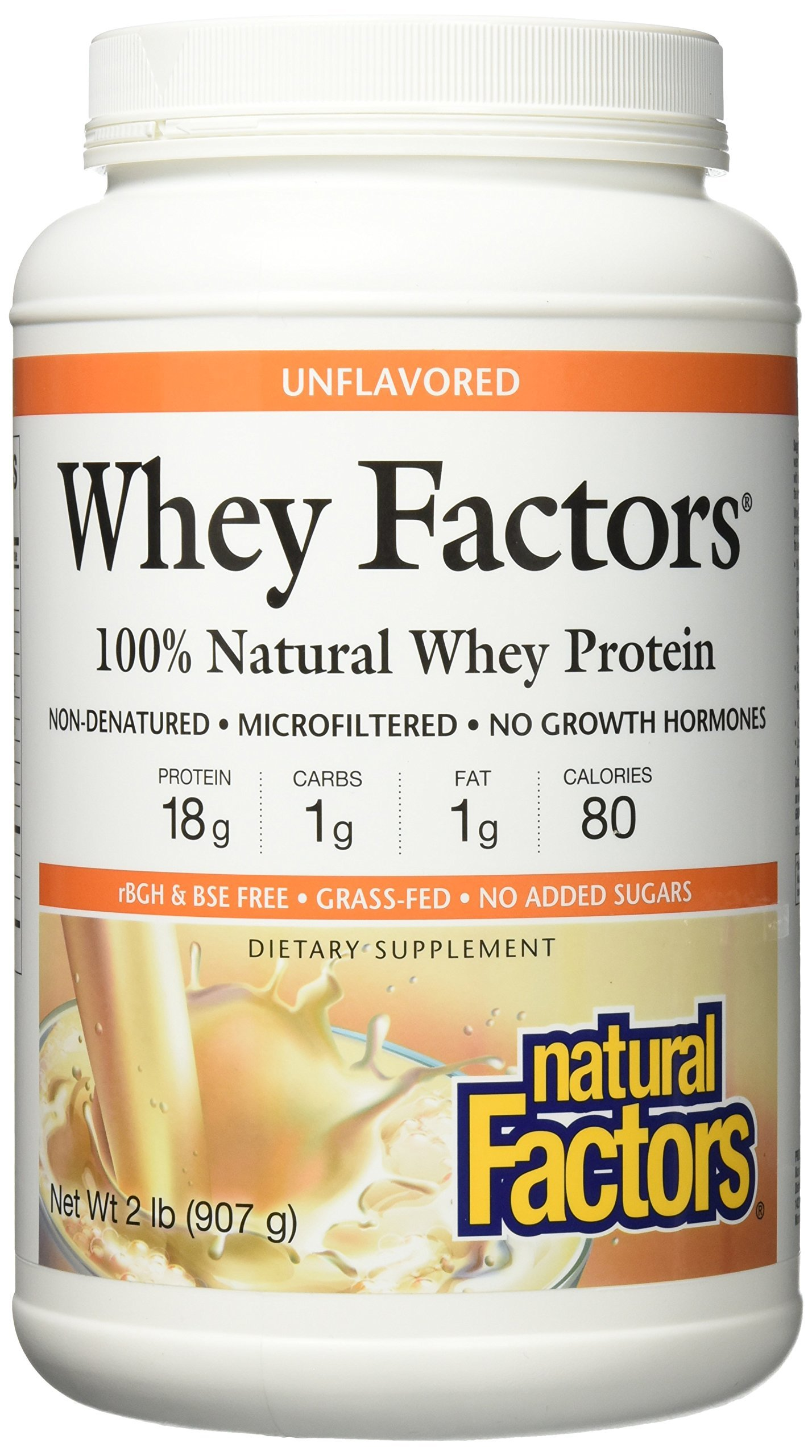 whey factors natural whey protein reviews
